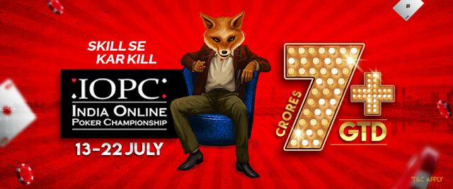 Best Indian Online Poker Game: The Spartan Poker