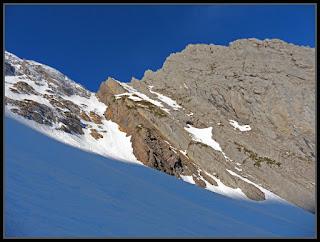Vista del corredor Noreste del Ronglet
