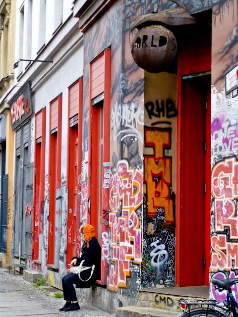 Calles de Kreuzberg