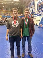 Catholic's Science Olympiad Team Successful in Huntsville 4