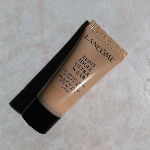 Lancôme Probe Tube