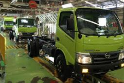 Lowongan Kerja Lulusan SMK Terbaru PT Hino Motors Manufacturing Indonesia Purwakarta