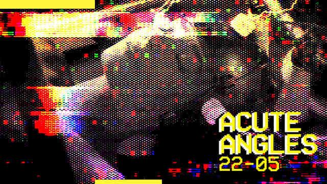 "Maria João OGRE electric - single ""Acute angles"""