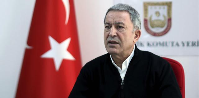 Ακάρ: Η Τουρκία θέλει να λύσει το ζήτημα που έχει προκύψει
