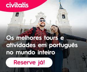 Reserve aqui seu tour ou transfer em vários destinos pelo mundo!
