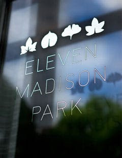 Eleven Madison Park New York Restaurant
