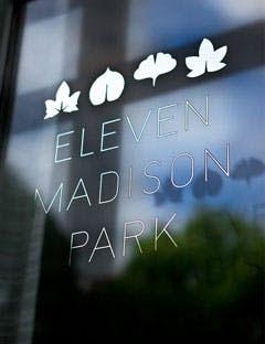 Eleven Madison Park New York Restaurant