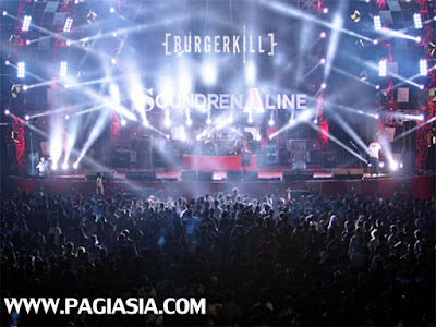 Base Jam Tebar Cinta di Soundrenaline 2016