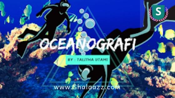 Oceanografi, Jurusan Sepi Peminat Ramai Peluang Kerja