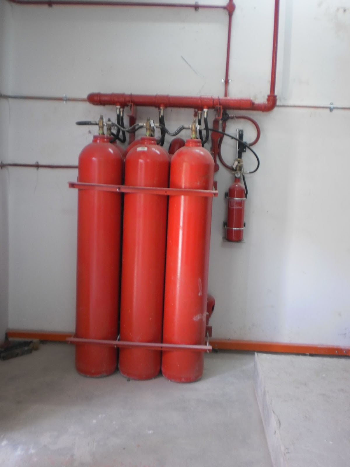 Electrical Installation Wiring Pictures Substation Fire Protection