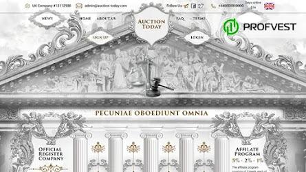 🥇Auction-Today.com: обзор и отзывы [Кэшбэк 5%]