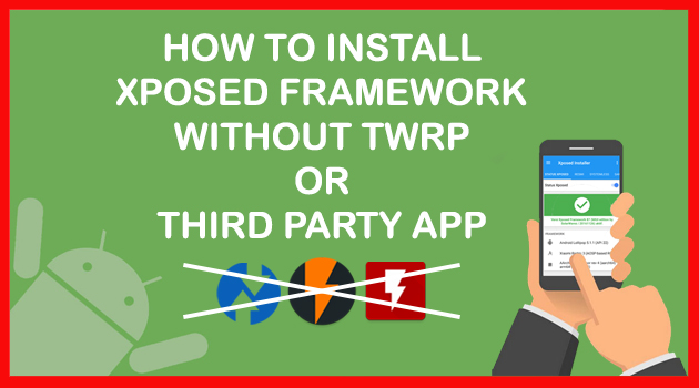 INSTALL XPOSED FRAMEWORK DI PONSEL ANDROID