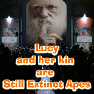 Lucy and other alleged links to humans continually receive evidence against their status. This post has links to free videos and a PDF booklet.