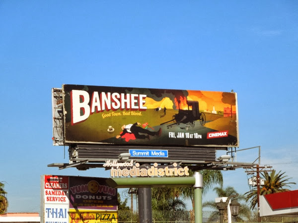 Banshee series 2 billboard
