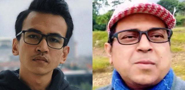 Sentil di Kolom Komentar Haikal Hasan, Adam Deni : Udah Transfer Belum, Beh?
