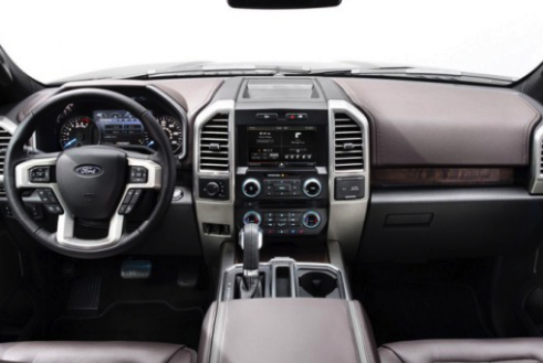 2018 ford expedition review release date price and specs Ford expedition interior dimensions