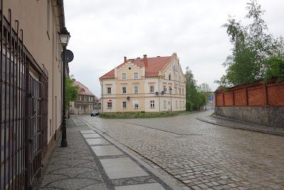 Odnowiona kamienica przy ulicy Młynarskiej