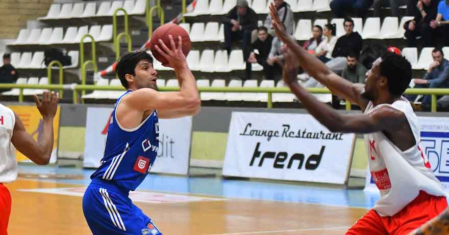 Rabotnicki to face MZT Skopje in basketball league finals