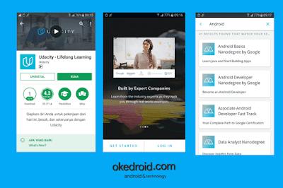 Udacity Aplikasi Android