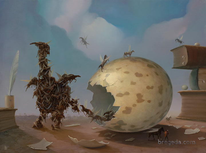 16-Learning-To-Fly-Victor-Bregeda-Surreal-Paintings-Encapsulating-a-Message-www-designstack-co
