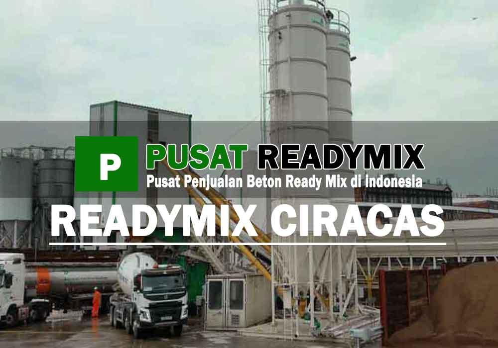 harga beton ready mix Ciracas