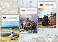 Colecţia Carte pentru toţi. A. Cehov. F- Dostoievski. I. Turgheniev