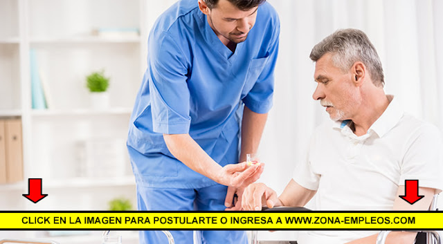 SE BUSCA ASISTENTE PARA GERIÁTRICO