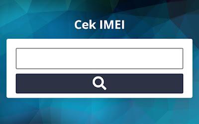 Cara Cek Nomor IMEI Hp Smartphone Pada Situs Resmi Kemenperin go id