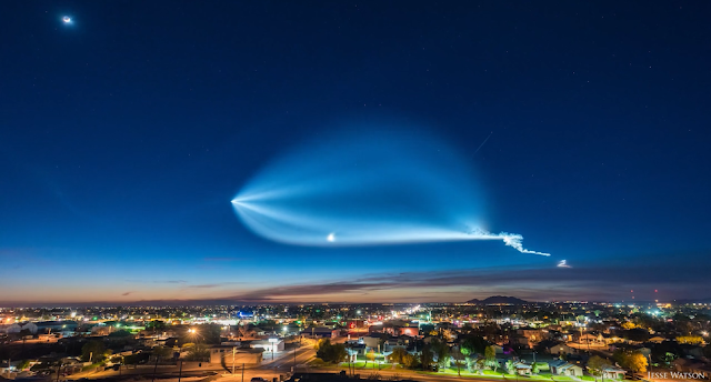 video-Time-Lapse-cohete-Falcon-9-de-Space-X