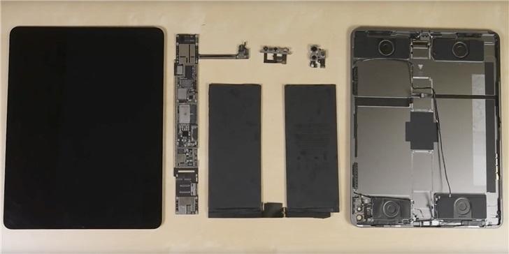 iPad Pro 2020 Teardown Reveals The Tablet's Major Internal Upgrades