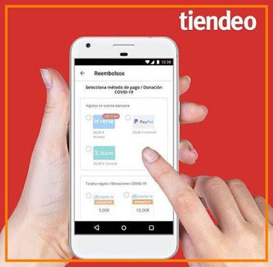 Cómo cobrar en Tiendeo