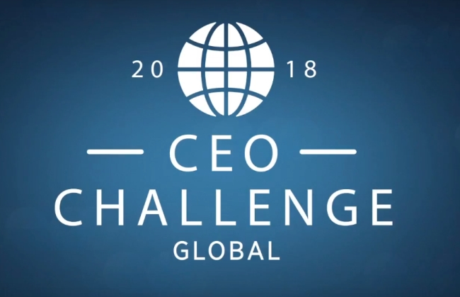 Procter & Gamble CEO Challenge - logo