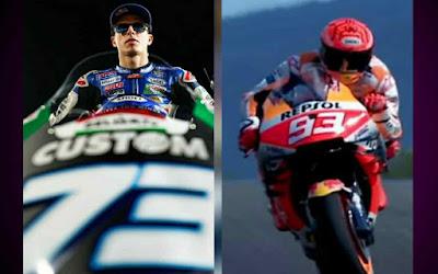 Marc Marquez Kasi Asap, Sang Adik Jadi Kesal di MotoGP Portugal