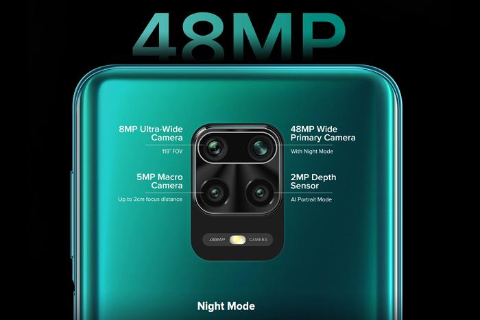Redmi Note 9 Pro-Max The Best Smartphone Under RM1000