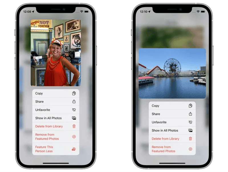 iOS 15 allows you to block exes from popping in your photo memories!