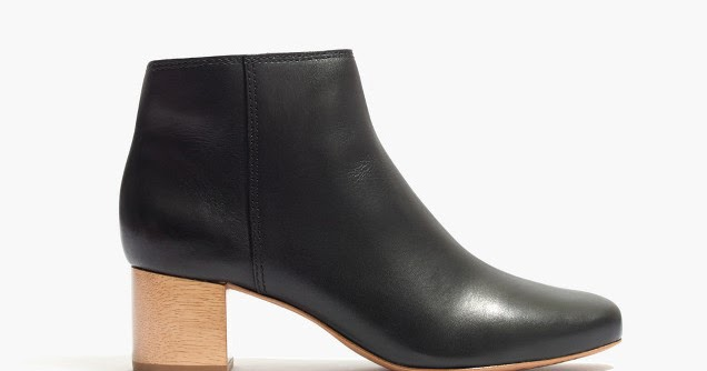 Looks Good from the Back: Review: Madewell Lucien Boot.