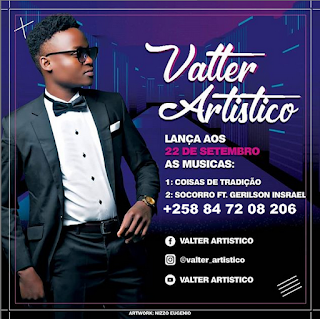 Valter Artístico - socorro (feat. Gerilson Insrael) ( 2019 ) [DOWNLOAD]