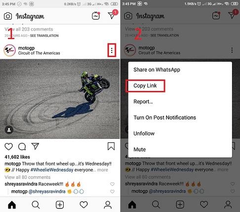 Cara Download Gambar dan Video di Instagram Dengan Aplikasi FastSave for Instagram