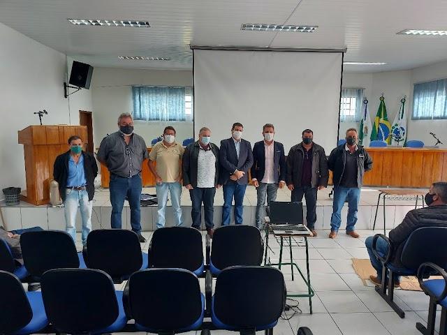 IDR-Paraná participa de reunião sobre desenvolvimento regional em Corumbataí do Sul