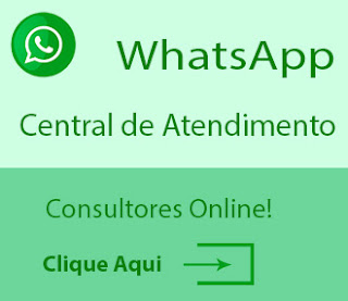 Central de atendimento WhatsApp