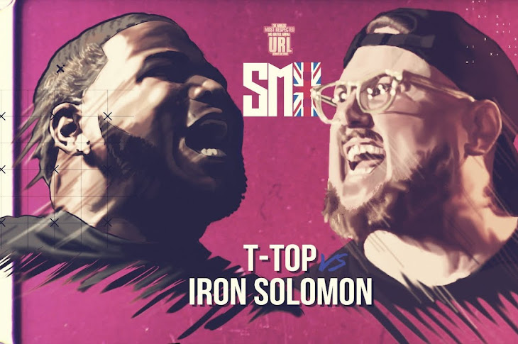 URL Presents: T-Top vs Iron Solomon