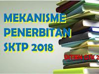 Download Panduan Mekanisme Penerbitan SKTP  Sertifikasi Guru 2018