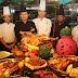Malaysia ke Timur Tengah juadah istimewa Grand Blue Wave Hotel Shah Alam