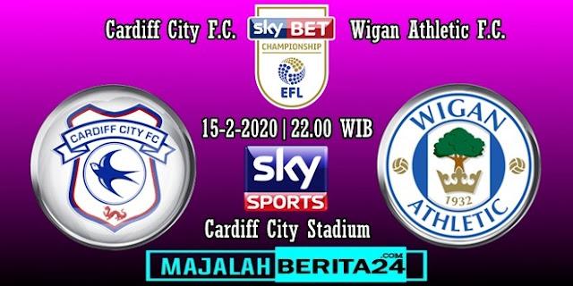Prediksi Cardiff City vs Wigan Athletic