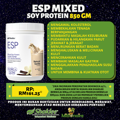 ESP MIXED SOY PROTEIN