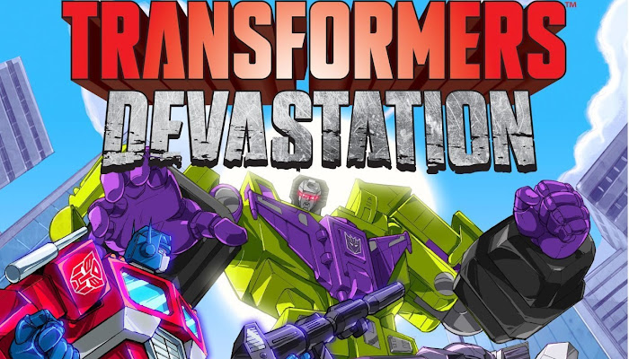 Transformers Devastation [PS4] [PKG] [Google Drive]