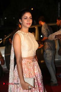 Actress Lavanya Tripati Stills in Beautiful Dress at Gemini TV Puraskaralu 2016 Event  0035.JPG