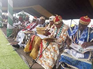 Southeast Summit on Restructuring Ekwueme Square Awka