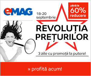 EMAG prezintă    Revolutia Preturilor 18-20 Septembrie 2018