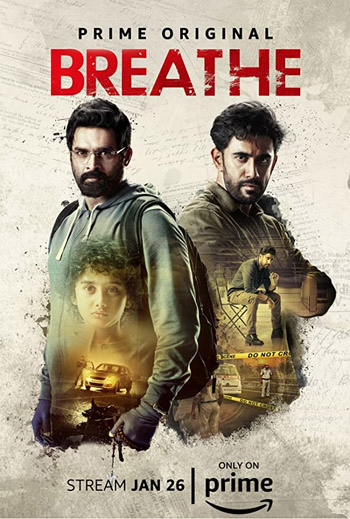 Breathe 2018 S01 ORG Hindi Complete Amazon Web Series HDRip 1GB poster